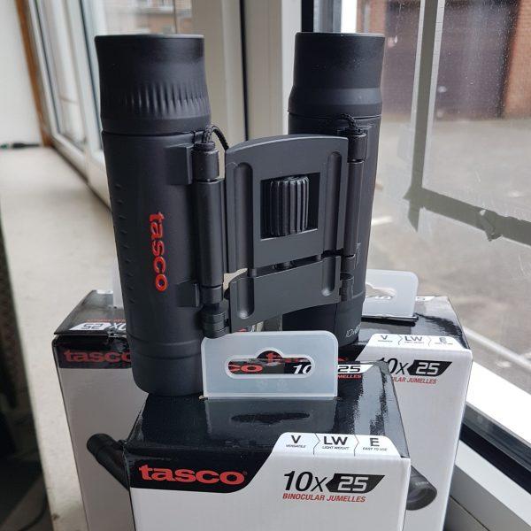 Tasco 10x25 Essentials 2016